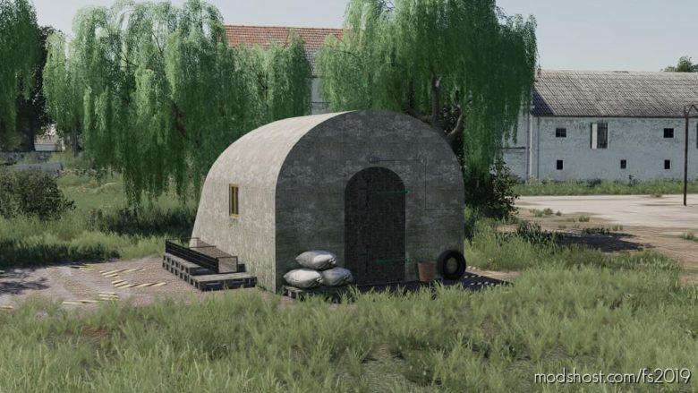 Potato Cellar for Farming Simulator 19