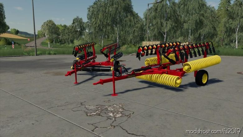 Vaderstad Rollex 620 for Farming Simulator 19