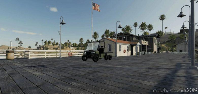 Rigid UTV 6X6 for Farming Simulator 19