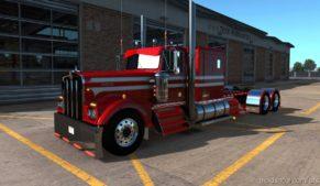 Kenworth W900A Truck [1.40] for American Truck Simulator