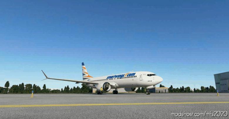 Smartwings 737 MAX V0.1 for Microsoft Flight Simulator 2020