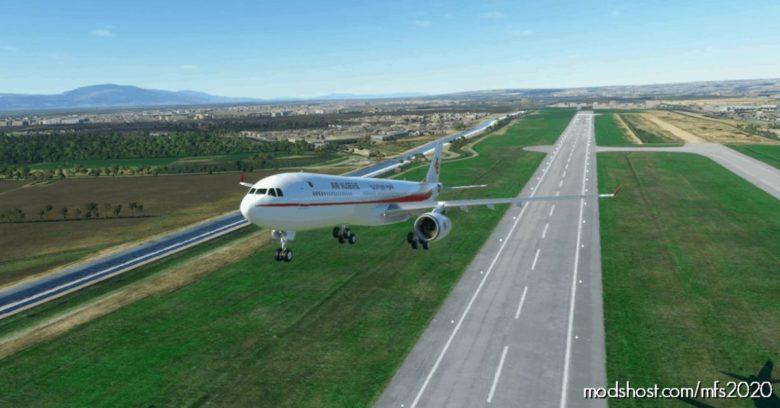 AIR Algerie A330 for Microsoft Flight Simulator 2020