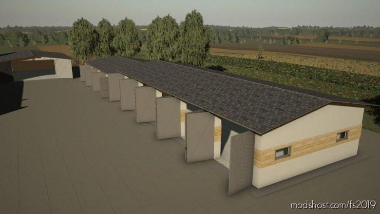 Modern Garage Pack for Farming Simulator 19