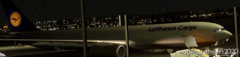Lufthansa Cargo OLD Livery | PMP A330-300F [8K] for Microsoft Flight Simulator 2020