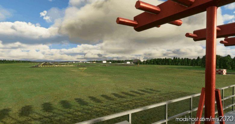 Rjsk Akita Airport Japan Enhanced V1.1 for Microsoft Flight Simulator 2020
