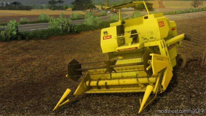 NEW Holland 8040 for Farming Simulator 19