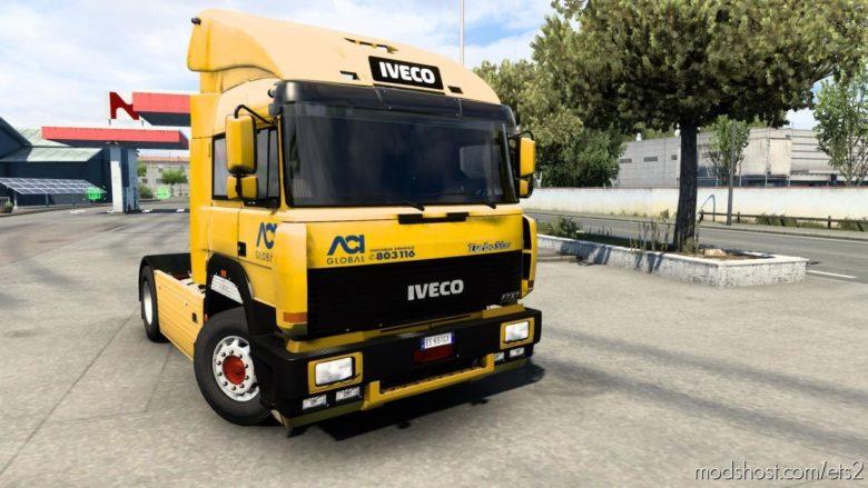 Iveco Turbostar – Beta V1.3 [1.40] for Euro Truck Simulator 2