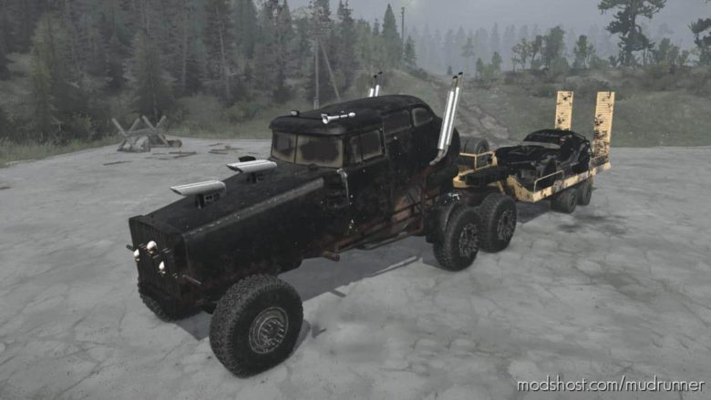 MAD MAX Truck Mod V30.09.18 for MudRunner