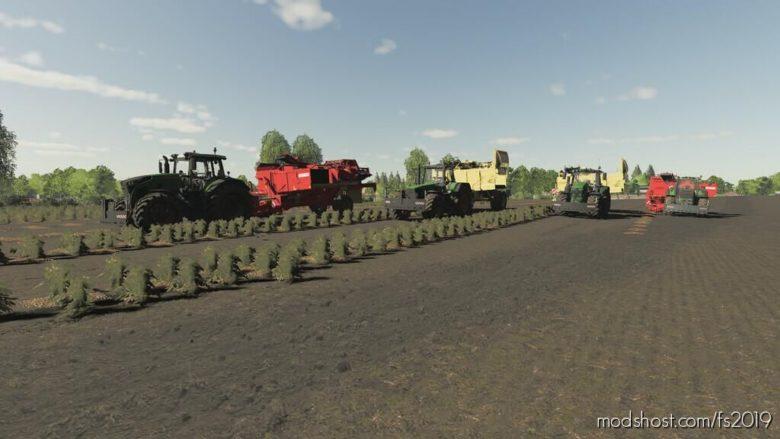Potato Harvester Pack for Farming Simulator 19