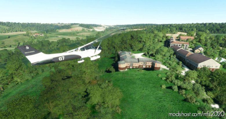 Bordeaux Wine Tour for Microsoft Flight Simulator 2020
