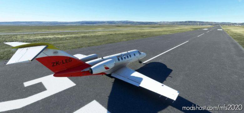 Cessna CJ4 – AIR Nostrum (Iberia Regional) for Microsoft Flight Simulator 2020