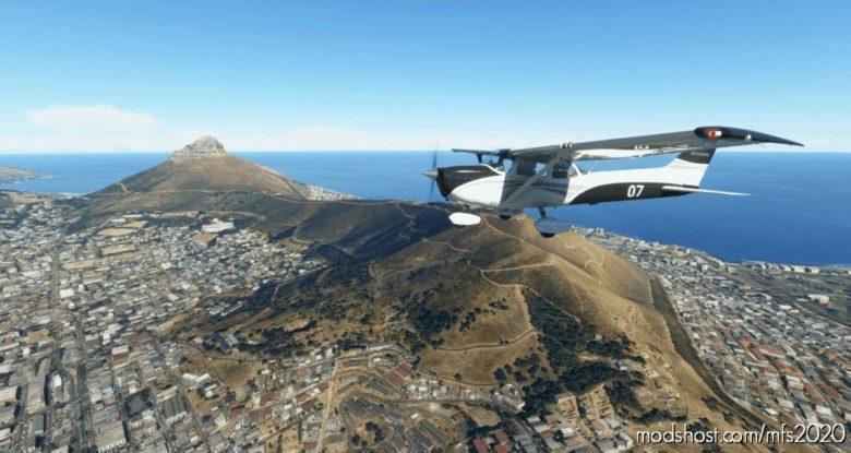 Western Cape Wine Tour for Microsoft Flight Simulator 2020