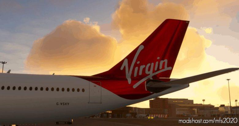 A330-300 Virgin Atlantic for Microsoft Flight Simulator 2020