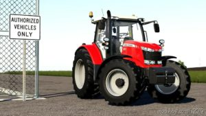 Massey Ferguson 6600 Series V2.0 for Farming Simulator 19