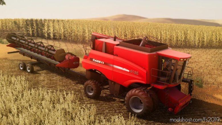 Case IH Axial Flow 4130 for Farming Simulator 19