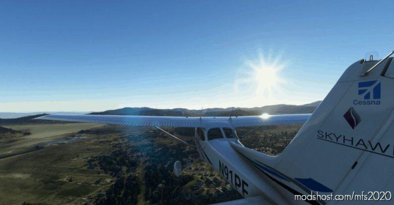 N91PF- 172 for Microsoft Flight Simulator 2020