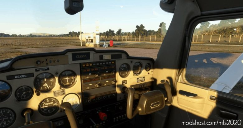 Waipukurau Nzyp, Central Hawkes BAY for Microsoft Flight Simulator 2020