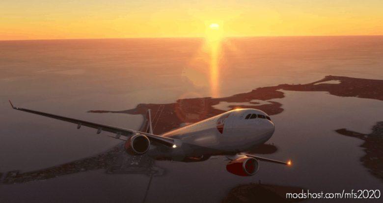 PMP Airbus A330-300 – ČSA Czech Airlines for Microsoft Flight Simulator 2020