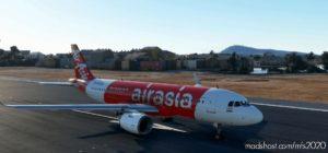 Airbus A320Neo – Airasia (Indonisian) (8K) for Microsoft Flight Simulator 2020