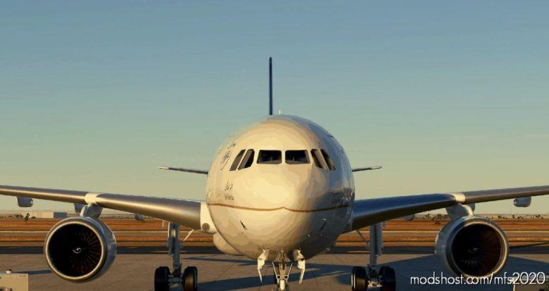 Saudia | PMP A330-300 [8K] for Microsoft Flight Simulator 2020