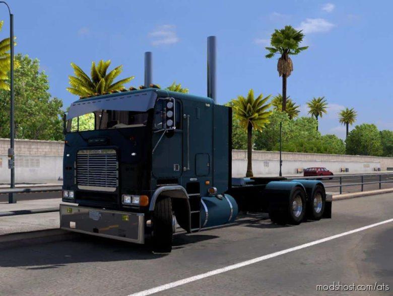 FLB Stretch Frame Truck [1.40] for American Truck Simulator