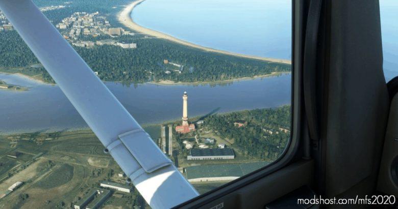 Lighthouse Swinoujscie for Microsoft Flight Simulator 2020