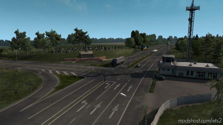 Ukraine Expansion V0.3 for Euro Truck Simulator 2