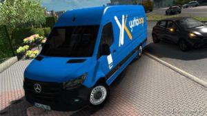 Mercedes-Benz Sprinter 2021 V1R60 [1.40] for Euro Truck Simulator 2