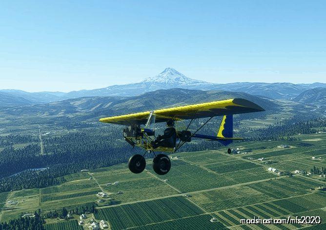 Airpac1_Vgp_Powersolo_Blueyellow for Microsoft Flight Simulator 2020
