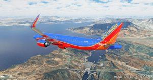 "Southwest ""Canyon Blue"" [8K] – A320Neo V1.2 for Microsoft Flight Simulator 2020"