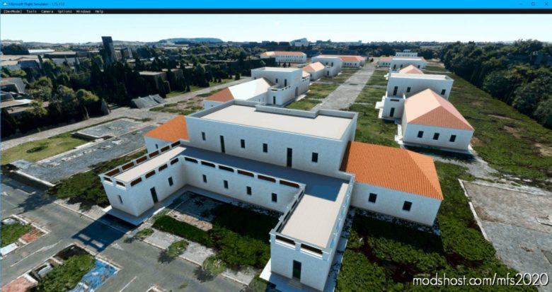 Former Aerodrome DE Rabasa for Microsoft Flight Simulator 2020