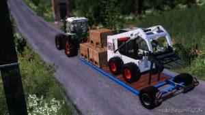 Transport Trailer for Farming Simulator 19