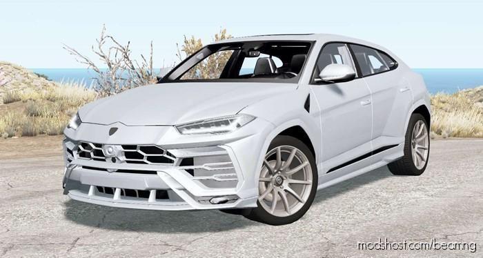 Lamborghini Urus 2018 for BeamNG.drive