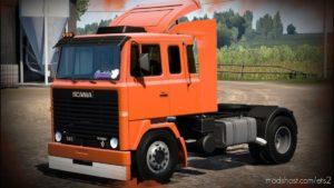 Scania LK 111 Truck + Interior [1.40.X] for Euro Truck Simulator 2