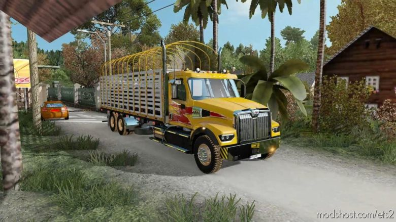 Western Star 49X Cargo Truck [1.40] for Euro Truck Simulator 2