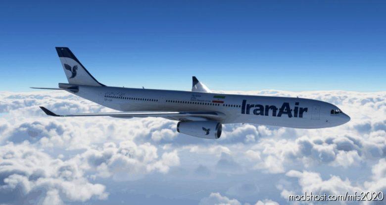 Iran AIR Airbus A330-300 – 8K for Microsoft Flight Simulator 2020