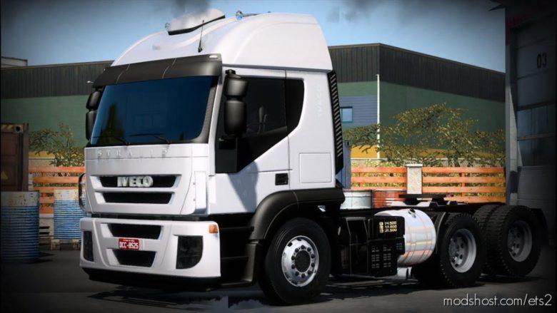 Iveco Stralis 460 BR – Truck [1.40.X] for Euro Truck Simulator 2