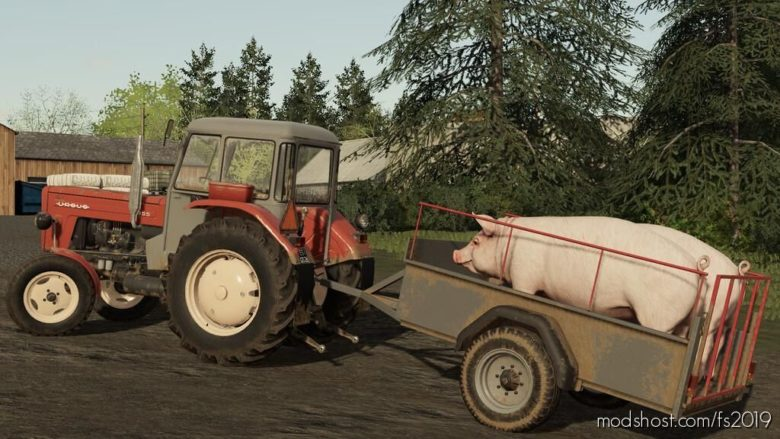 Lizard Sam/600L for Farming Simulator 19