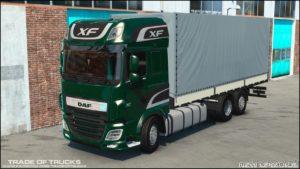 DAF XF 116 Megamod [1.40] for Euro Truck Simulator 2