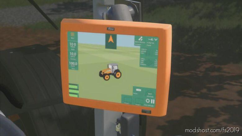 GPS Stara (Prefab) for Farming Simulator 19