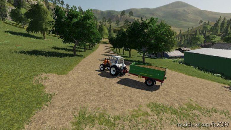 Placeable Fruit Trees V1.1 for Farming Simulator 19