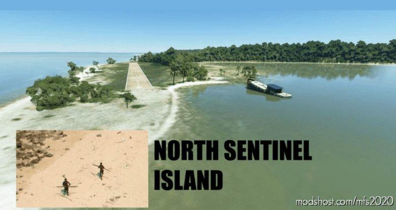 North Sentinel Island VOS1 V1.2 for Microsoft Flight Simulator 2020