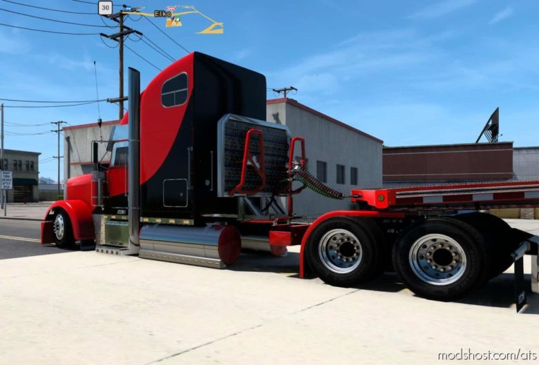 HOT FIX: 03/12/21 Freightliner Classic XL Custom [1.40] for American Truck Simulator