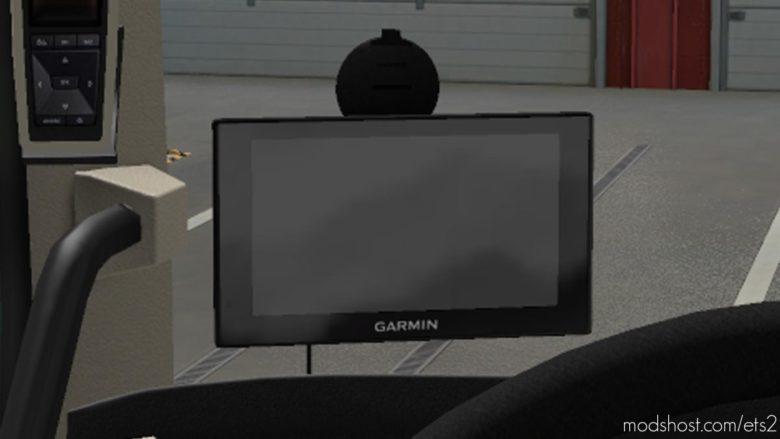 Garmin 50LMT Navigator V1.4 for Euro Truck Simulator 2
