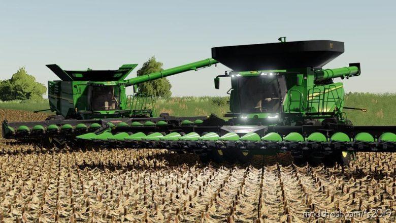 John Deere X9 2020 US Version for Farming Simulator 19
