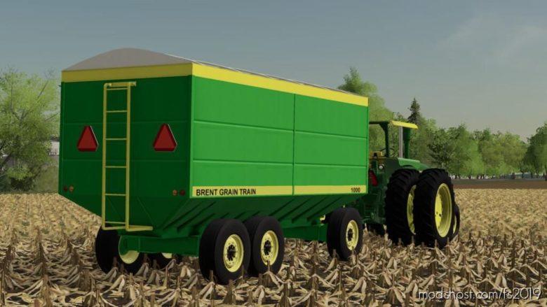 Brent Grain Train 1000 for Farming Simulator 19