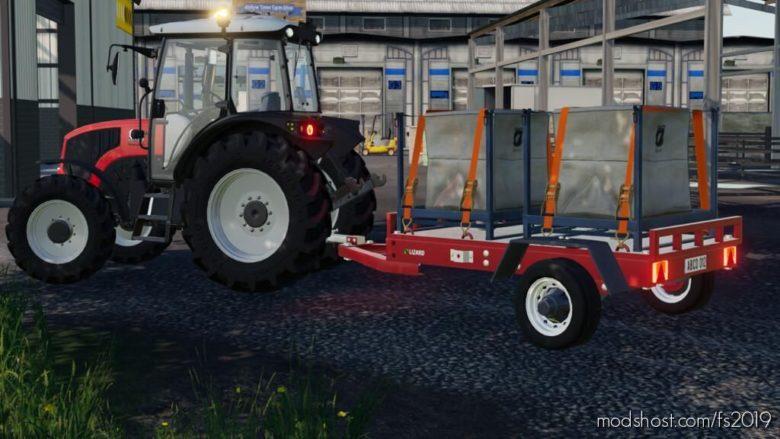 Lizard MP 480 for Farming Simulator 19