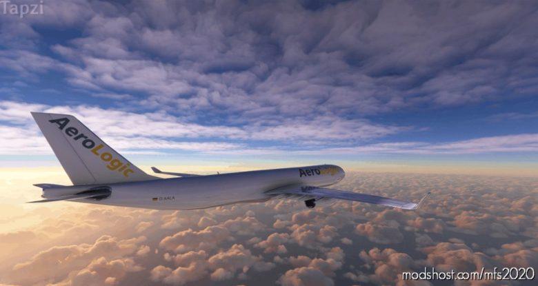Aerologic A330-300   Fictional for Microsoft Flight Simulator 2020