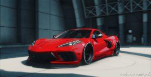 Chevrolet Corvette C8 Mansaug for Grand Theft Auto V