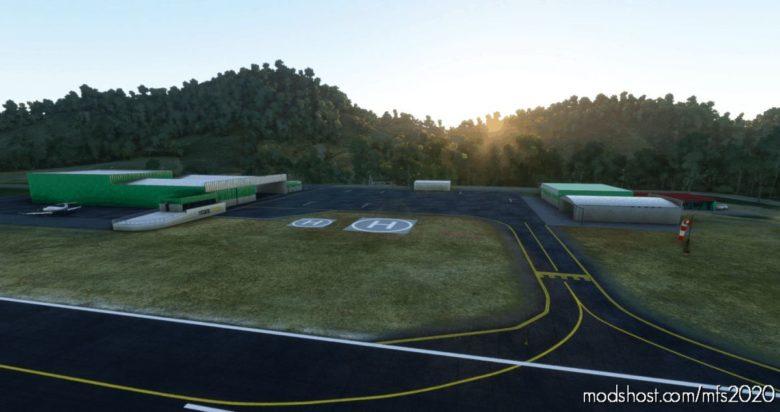Snct – Ubaporanga (Caratinga) for Microsoft Flight Simulator 2020